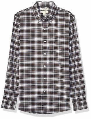 Goodthreads Slim-fit Long-sleeve Stretch Oxford Shirt (All Hours) Button