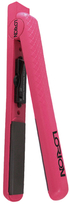 "Pure Ceramic & Diamond Ultra Smooth Plates 1.25"" Flat Iron - Hot Pink"