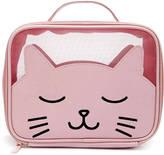 Forever 21 Happy Cat Makeup Bag
