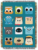 Disney Pixar Woven Throw