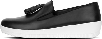 FitFlop Superskate Leather Loafers