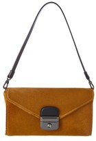 Longchamp Le Pliage Heritage Luxe Haircalf Clutch.