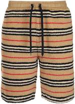 Burberry Icon Striped Drawcord Shorts
