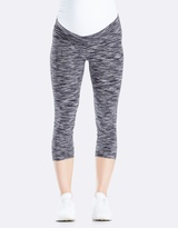 Soon Sage 3/4 Maternity Active Leggings