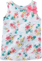 "Carter's Little Girls' Toddler ""Tropical Beach Girl"" Tank Top"