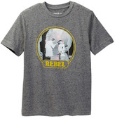 JEM Star Wars Leia Rebel Tee (Big Boys)