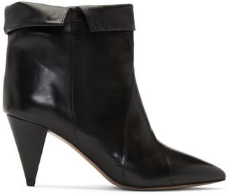 Isabel Marant Black Larel Boots