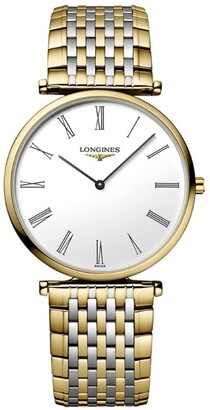 Longines Stainless Steel La Grande Classique de Watch 33mm