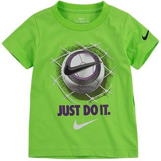 Nike Jersey JDI Soccer Logo T-Shirt (Toddler Boys)