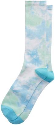 Banana Republic Tie-Dye Sock