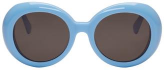 Gentle Monster Blue Red Pocket Sunglasses