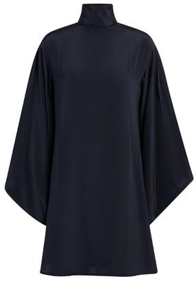 Victoria Beckham Bishop-Sleeved Mini Dress