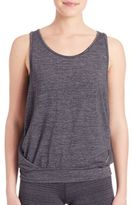 Beyond Yoga Cloud Heather Lapped Tank Top