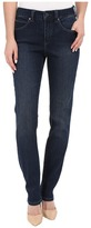 Miraclebody Jeans Five-Pocket Addison Skinny Jeans in Seattle Blue