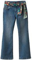 Mudd® Studded Flap-Pocket Jeans