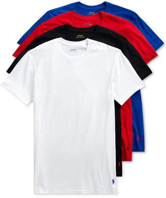 Polo Ralph Lauren Men 3 +1 Bonus Pk. Cotton Undershirts
