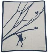 Lucky Jade Monkey Blanket