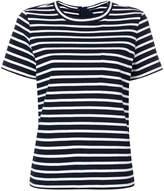 Sacai striped breton T-shirt