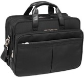 "McKlein Roosevelt 17"" Detachable - Wheeled Laptop Case - Black"
