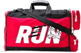 Plein Sport printed duffel bag