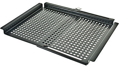 Charcoal Companion SpaceSaver Adjustable Grilling Grid