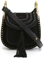 Chloé 'hudson' Shoulder Bag - Black