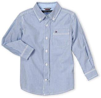 Tommy Hilfiger Toddler Boys) Striped Shirt