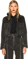 Vetements x Levis Reworked Denim Jacket