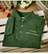 Jacamo Personalised Head Gardener Polo T-Shirt