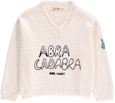 Bobo Choses Embroidered Abracadabra Pullover