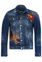 DSQUARED2 Dsquared Denim Western Jacket