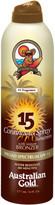 Ulta Australian Gold Continuous Spray w/ Instant Bronzer SPF 15
