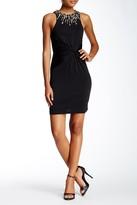 Minuet Embellished Twist Dress