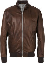 Barba zip up jacket