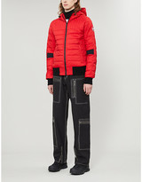 Canada Goose Cabri shell-down hooded jacket