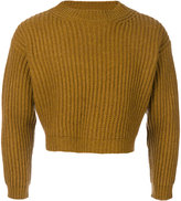 Sofie D'hoore cropped knitted sweater