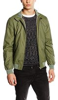 Pepe Jeans Men's Long Sleeve Jacket - Green -