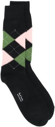 Paul Smith Argyle Socks