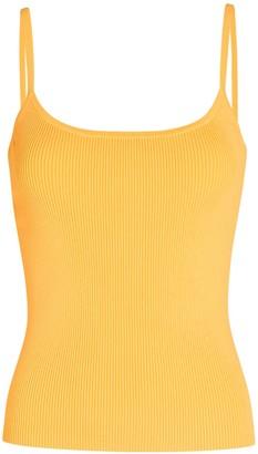 Intermix Maggie Rib Knit Tank Top