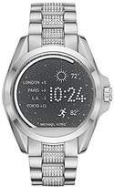 Michael Kors Women's Bradshaw Processor Stainless Steel Smart Watch