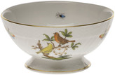 Herend Rothschild Bird Footed Bowl