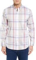 Tommy Bahama Men's Big & Tall Atlas Plaid Sport Shirt