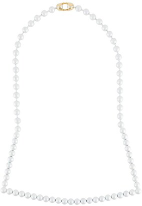 MM6 MAISON MARGIELA structured ball necklace