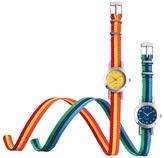 Avon Grosgrain Wrap Watch