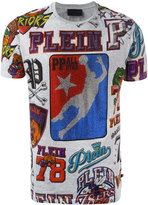 Philipp Plein Dip embellished T-shirt - men - Cotton - L
