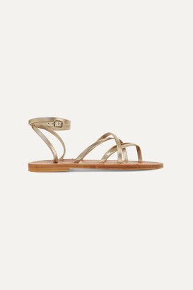 K Jacques St Tropez Zenobie Leather Sandals