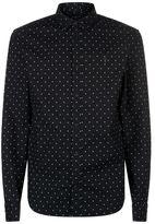 AllSaints Fairfield Polka Dot Shirt