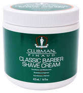 Clubman Classic Barber Shave Cream by 16oz Shaving Cream)