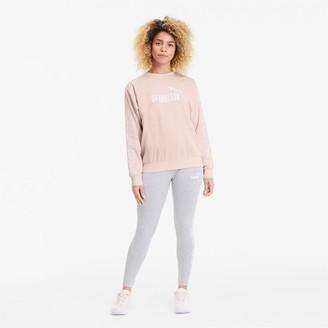 Puma Women's Amplified Crew Sweatshirt