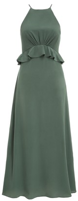 Zimmermann Silk Flounce Picnic Dress
